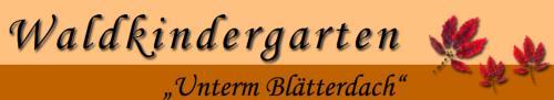 Waldkindergarten Ansbach Logo
